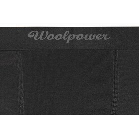 Woolpower Lite Briefs Xlong Men black